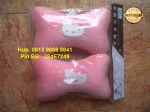Bantal Mobil / Bantal Kepala Hello Kitty = Rp 125.000
