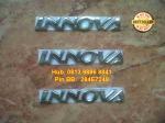 Emblem Innova = Rp 45.000 /pcs
