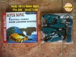 Central DOOR Locking System ( Super Sonic ) = Rp 125.000