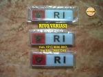 Emblem RI Kecil = Rp 40.000