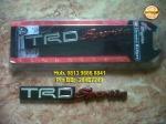 Emblem TRD Sportivo = Rp 40.000