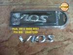 Emblem Vios = Rp 55.000