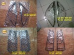 Garnish Lampu Depan + Be;lakang Avanza / Xenia VVTI 2008 - 2011 = Rp 255.000