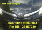 List Grill Tengah All New Xenia = Rp 175.000