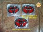 Logo Red Toyota = Rp 95.000
