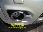 Ring Garnish Foglamp All New Pajero Sport 2013