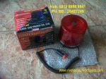 Strobe Warning Light - Rotari = Rp 185.000