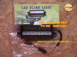 Lampu Strobo Tempel - Led Flash Light 8 led = Rp 165.000