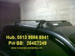 Windfairing Thule + Cross Bar Universal = Rp 745.000
