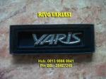 Emblem Berlian Yaris = Rp 75.000