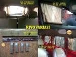 Horden / Tirai Kaca Mobil Jazz Old = Rp 325.000