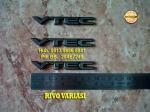 Emblem VTEC Kecil = Rp 45.000