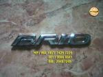 Emblem BRIO = Rp 55.000