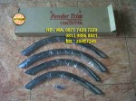 Fender Trim Stainless Steel Avanza Old = Rp 225.000
